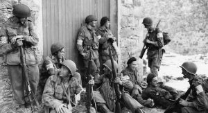 british-and-american-soldiers-on-d-day-by-unknown