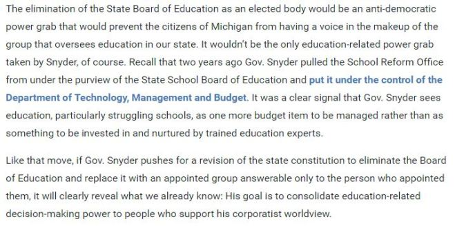 mich-gov-snyders-hand-picked-commission-to-recommend-governor-appointment-rather-than-election-of-state-board-of-ed