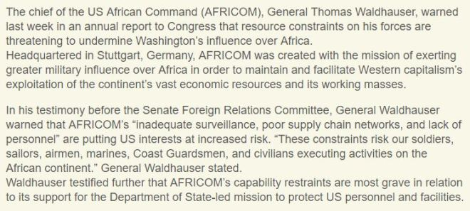 africom-spearheads-escalation-of-us-scramble-for-africa