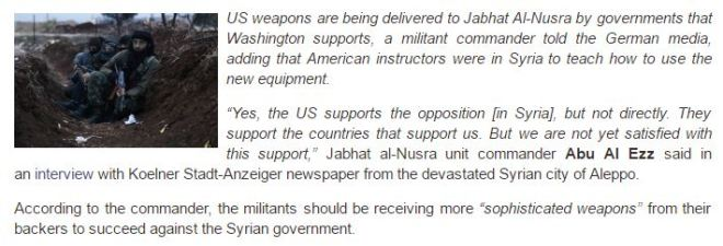 americans-are-on-our-side-al-nusra-commander-says-us-arming-jihadists-via-3rd-countries