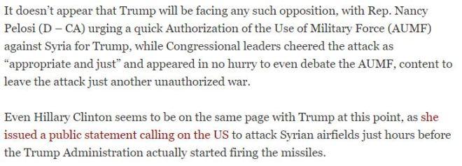 hawkish-dems-cheer-trump-attack-on-syria