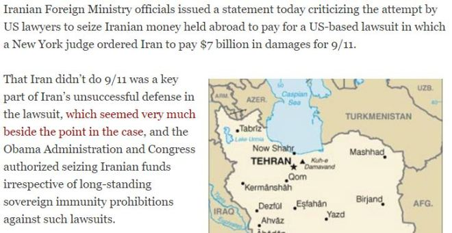 iran-unfair-for-us-to-seize-our-money-to-pay-for-911-lawsuit