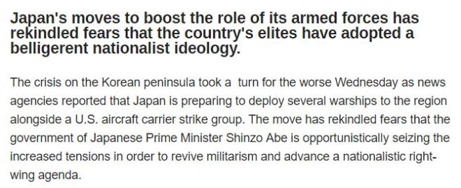 Japan-Deploys-Warships-Alongside-Korea-Bound-US-Strike-Group-as-Militarist-Resurgence-Feared-20170412-0029