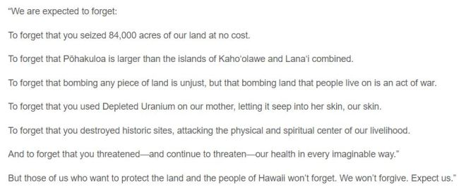protesters-outcry-against-live-fire-bombing-in-hawaii