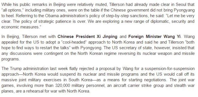 trump-tillerson-press-china-for-action-against-north-korea