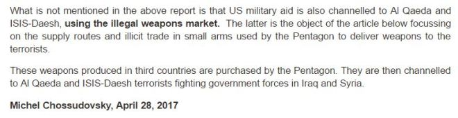 u-s-military-aid-to-al-qaeda-routine-shipments-of-weapons-to-syrian-freedom-fighters
