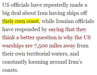 us-carrier-parked-off-iran-complains-iranian-surveillance-a-nuisance