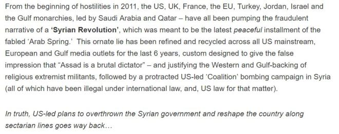 us-deception-the-wests-peaceful-revolution-narrative-in-syria-was-a-lie-from-the-beginning