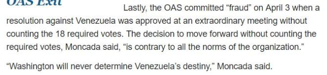 Venezuela-Delivers-Letter-Formalizing-Exit-from-Coercive-OAS-20170428-0019