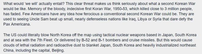 what-would-korean-war-ii-look-like