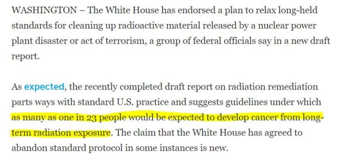 white-house-backs-rollback-cleanup-standards-nuclear-incidents
