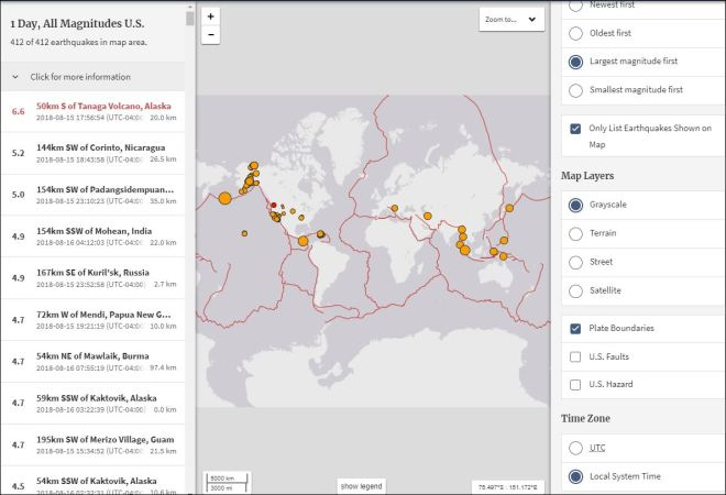 Kaktovik Alaska Map.8 16 18 Summary Earthquakes Alaska Kaktovik All About Being Human